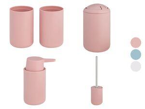 MIOMARE® Badaccessoires, 5-teilig, aus Kunststoff