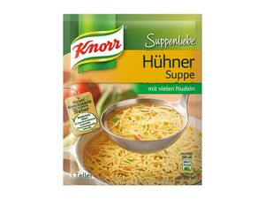 Knorr Suppenliebe 3-Tellersuppe