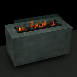 Gas-Feuertisch