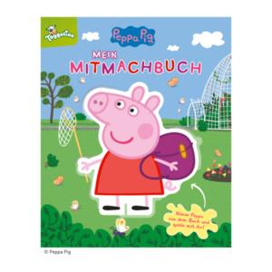 Sticker- / Mitmachbuch