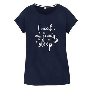 blue motion + Schlafshirt