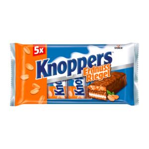 STORCK     Knoppers Erdnussriegel