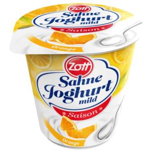 Zott Sahnejoghurt Orange 150g
