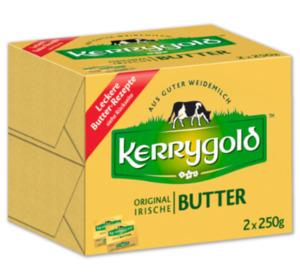 KERRYGOLD Irische Butter- oder Süßrahmbutter