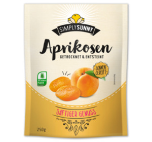 SIMPLY SUNNY Soft-Aprikosen oder Soft-Feigen