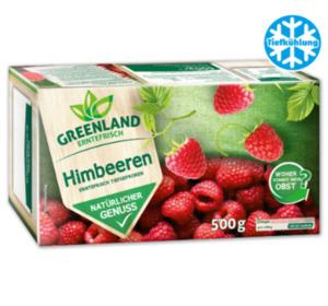 GREENLAND Himbeeren