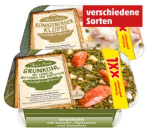 THEA'S BESTE Schalenmenü