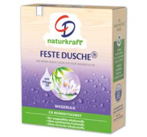 CD NATURKRAFT Feste Dusche