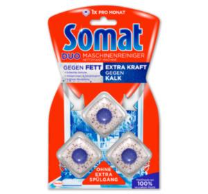 SOMAT Duo Maschinenreiniger