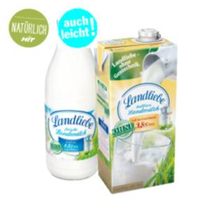 Landliebe H-Landmilch oder frische Landmilch