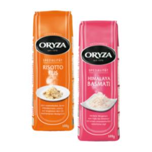 Oryza Reisspezialitäten