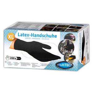 Multitec XXL-Latex-Handschuhe 200er