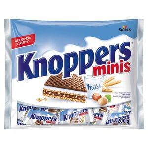 STORCK® Knoppers®  minis 200 g