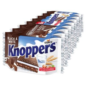 STORCK® Knoppers®  Black & White 200 g