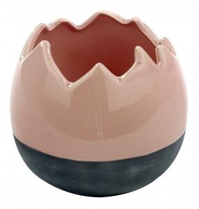 TrendLine Keramik Ei ,  14 x 14 x12 cm