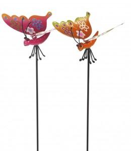 TrendLine Dekostecker Schmetterling ,  16 x 2 x 95 cm