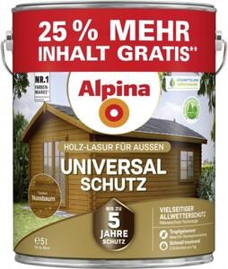 Alpina Universal-Schutz 5 l nussbaum