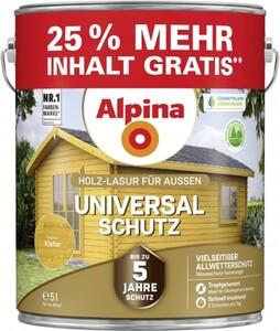 Alpina Universal-Schutz 5 l, kiefer