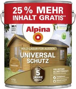 Alpina Universal-Schutz 5 l, palisander