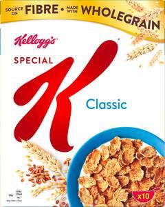 Kelloggs Special K Classic Cerealien 300G