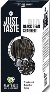 Just Taste Bio Black Bean Spaghetti 250G