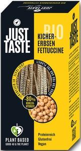 Just Taste Bio Kichererbsen Fettuccine 250G