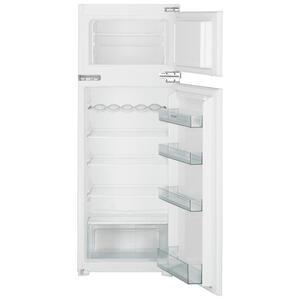 Sharp Kühlschrank weiß , Sharp Sj-T2214M1Nx-Eu , Metall, Kunststoff, Glas , 1 Schubladen , 54x144.5x54.5 cm , Gefrierfach, Abtauautomatik, Flaschenrost, Türanschlag wechselbar , 001899005804