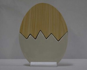 TrendLine Deko Osterei ,  16 x 4 x 20,5 cm