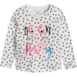 COOL CLUB Langarmshirt für Mädchen 104CM