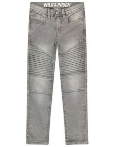 Jungen Skinny Fit Jeans mit elastischem Bund