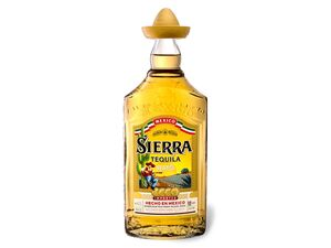 Sierra Tequila Reposado 38% Vol