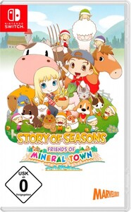 Nintendo Switch Spiel Story of Seasons ,  Friends of Mineral Town, USK 0