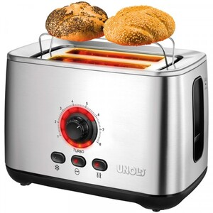 Unold Toaster Turbo ,  2 Scheiben, 2100 Watt