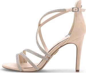 Buffalo, Sandalette Makai in beige, High Heels für Damen