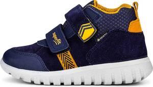 Superfit, Klettschuh Sport 7 Mini in blau, Klettschuhe für Jungen