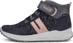 Superfit, Klett-Sneaker Merida Hs in mittelgrau, Klettschuhe für Jungen
