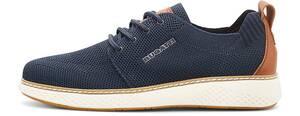 bugatti Denim, Fashion-Sneaker in dunkelblau, Sneaker für Herren