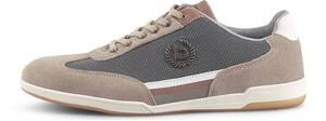 bugatti Denim, Fashion-Sneaker in taupe, Sneaker für Herren