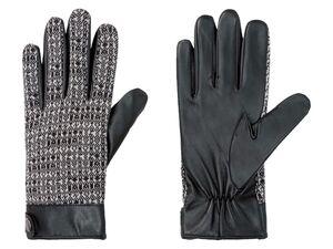 ESMARA® Lederhandschuhe Damen, mit Textilfutter