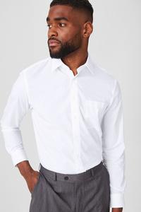 C&A Businesshemd-Regular Fit-Kent, Weiß, Größe: 38