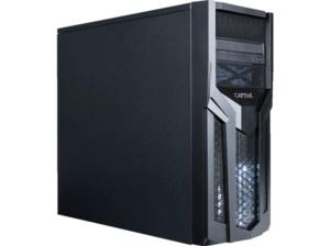 CAPTIVA I56-068, Gaming PC mit Core i5 Prozessor, 8 GB RAM, 480 SSD, 1 TB HDD, GTX 1650 4GB GDDR6, 4