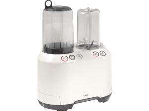 ALECTO BFP-88 5in1 Babynahrung Dampfgarer und Mixer Weiß