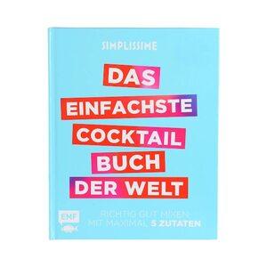 Kochbuch Simplissime – Das einfachste Cocktailbuch der Welt
