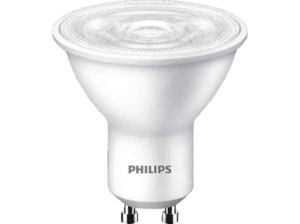 PHILIPS 3er Pack LED Lampe GU10 Warmweiß 5 Watt 345 Lumen