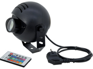 EUROLITE 51916202 PST-9W TCL Spot LED-Scheinwerfer Mehrfarbig