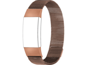 TOPP 40-38-7508, Ersatz-/Wechselarmband, Fitbit, Roségold