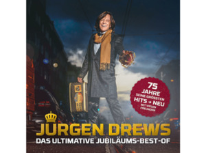 Jürgen Drews - Das ultimative Jubiläums-Best-Of (CD)