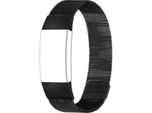 TOPP 40-38-7500, Ersatz-/Wechselarmband, Fitbit, Schwarz