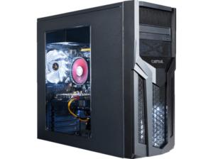 CAPTIVA I56-669, Gaming PC mit Core i5 Prozessor, 8 GB RAM, 480 SSD, 1 TB HDD, RTX2070 8GB GDDR6,