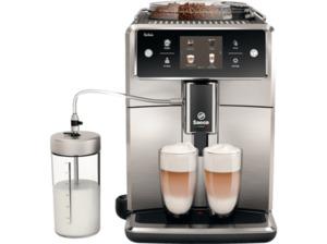 SAECO SM7683/10 Kaffeevollautomat Schwarz/Edelstahl